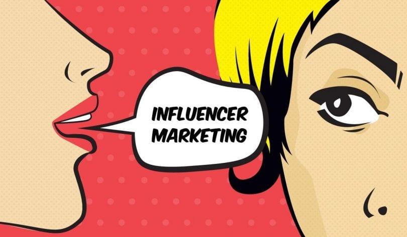 como los influencer se utilizan en el marketing