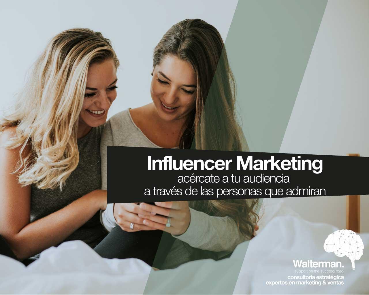 agencia de influencer